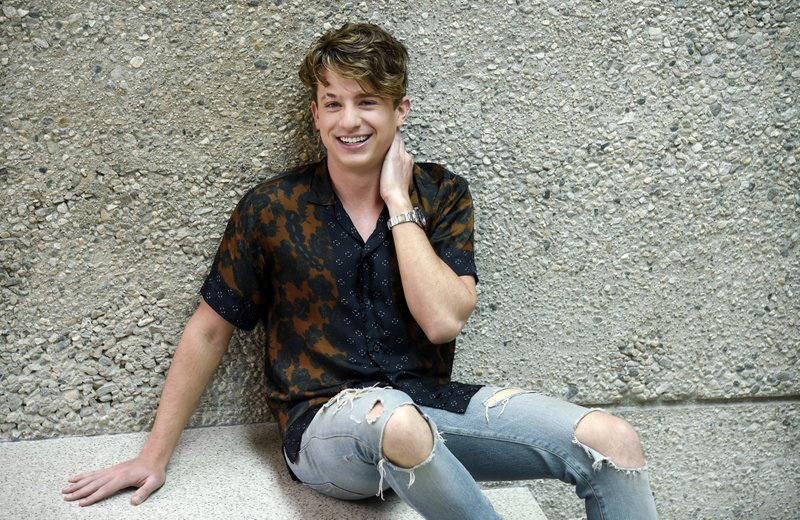 Charlie Puth charts his own course with album and tour