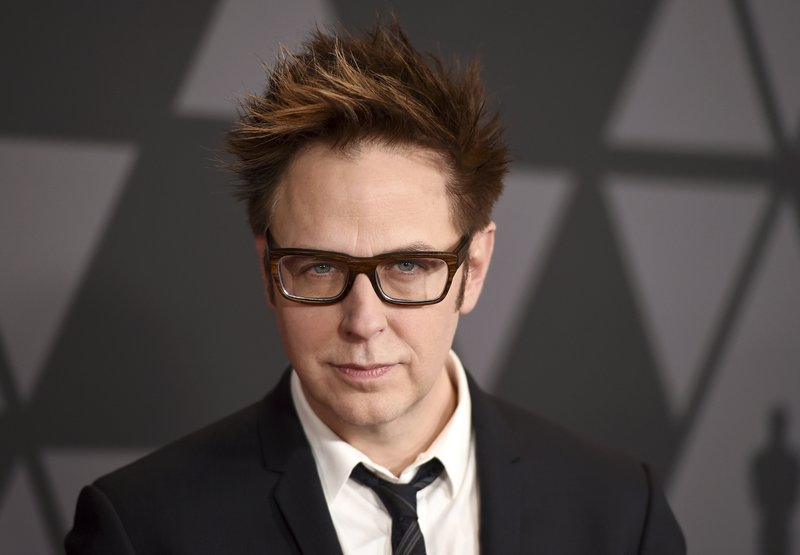 Director James Gunn fired from 'Guardians 3' over old tweets