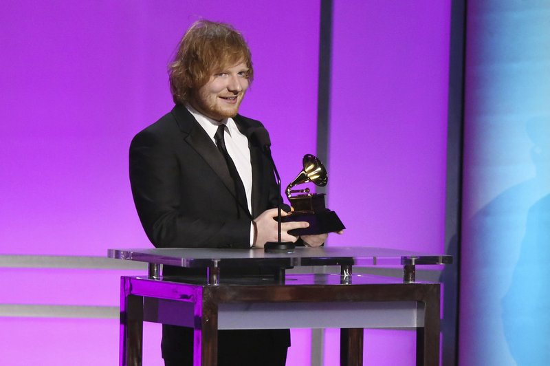Part owner of Marvin Gaye song sues Ed Sheeran over hit song