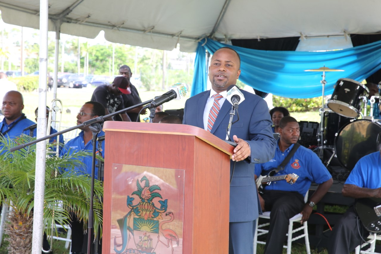 Independence theme fitting reminder of Bahamians' core values, says Thompson
