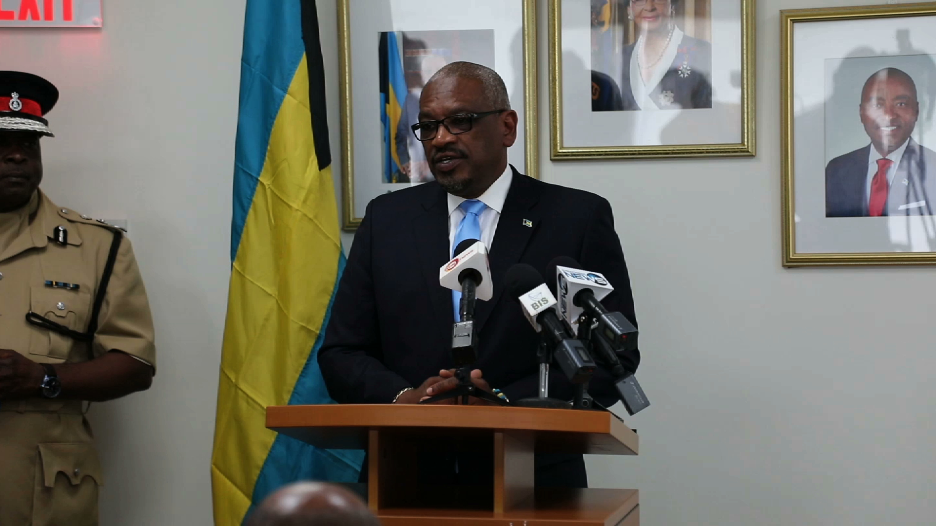 PM Minnis: Super storms are the new norm