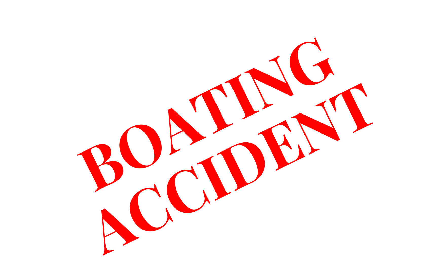 Tourist's arm severed in boating incident on GB