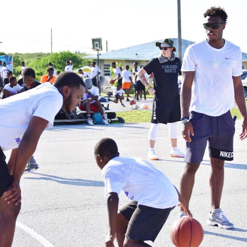 Hield hosts fourth summer skills camp