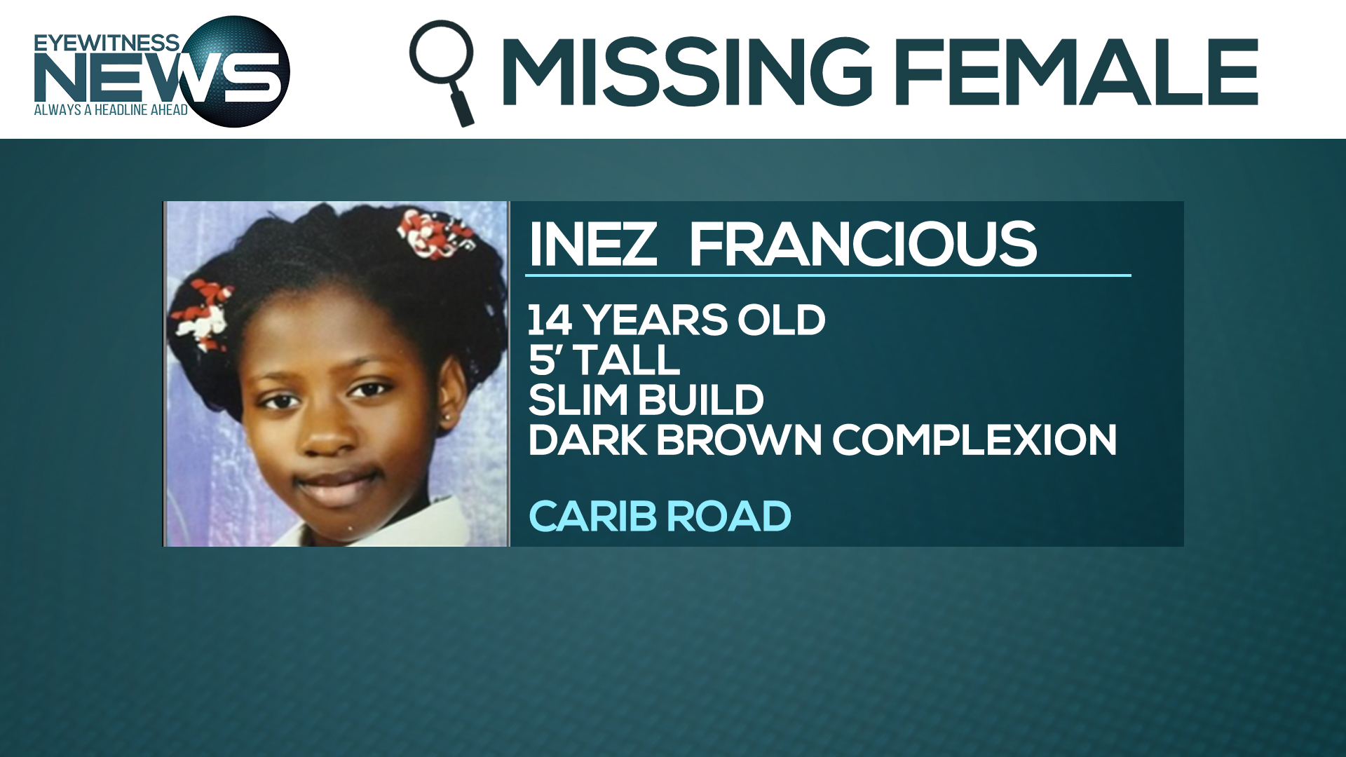 Police search for missing teen