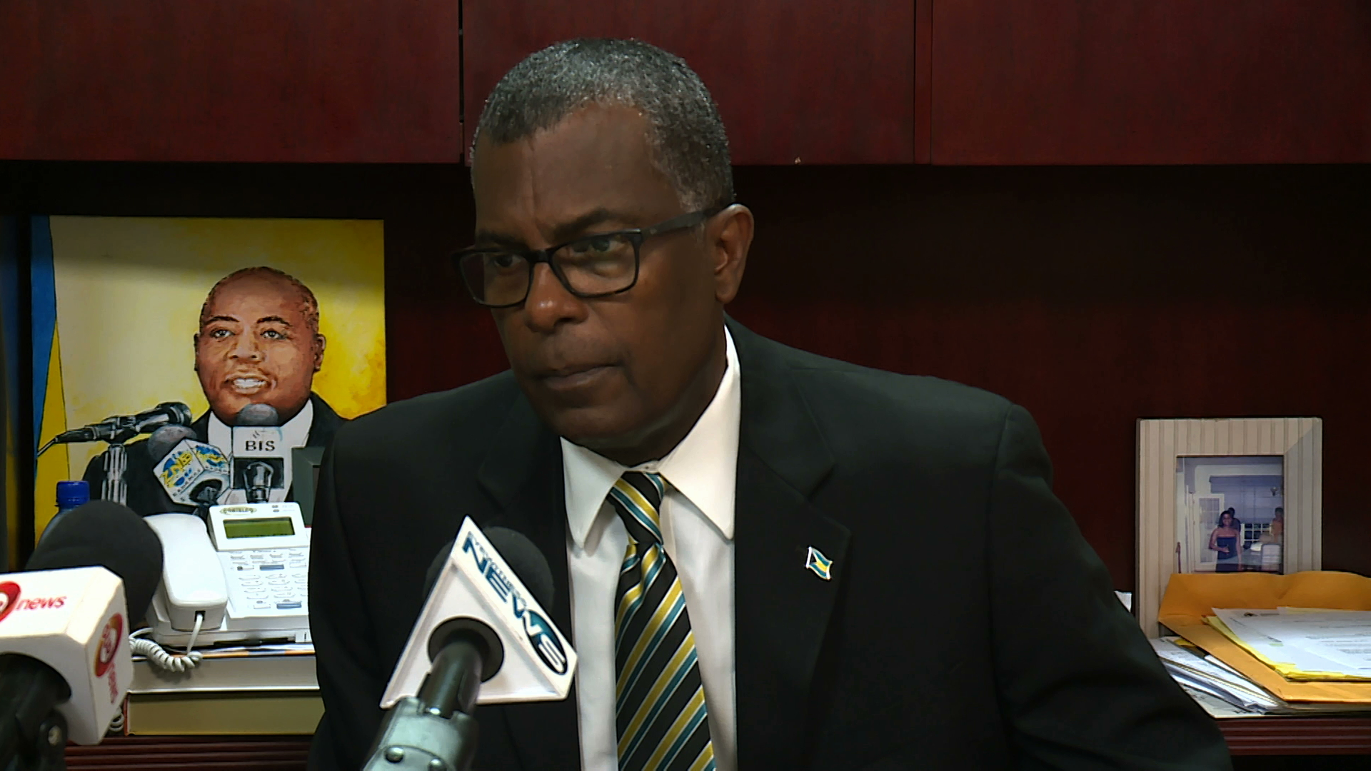 Mitchell: Police audit report must be reviewed with 'an analytical eye'