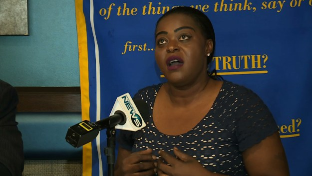 Rights Bahamas president accuses govt. of oppression