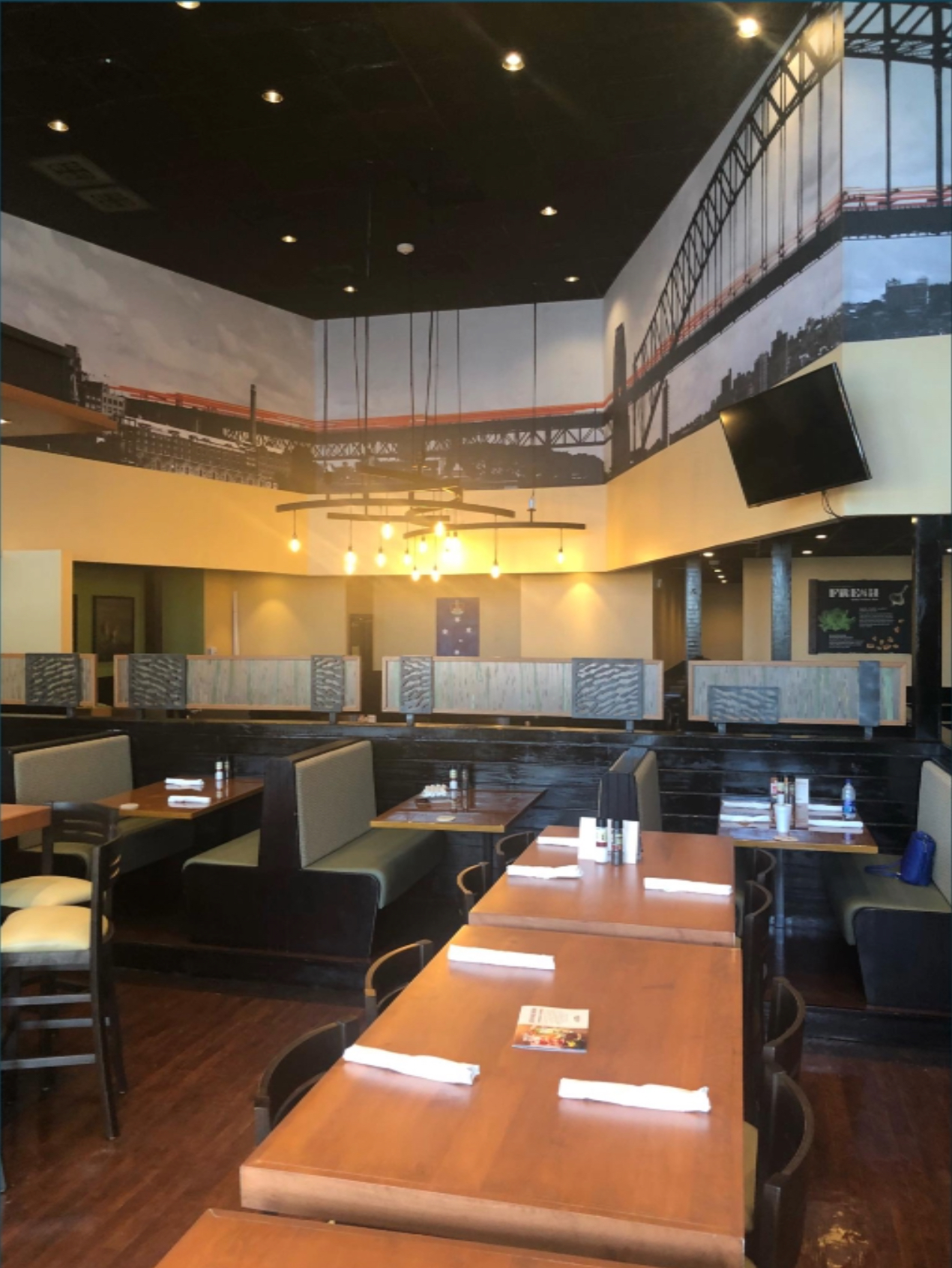 Outback opens in the Turks & Caicos