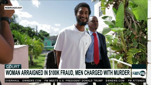 Duo charged with murder