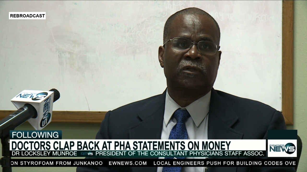 Munroe unsatisfied with PHA board