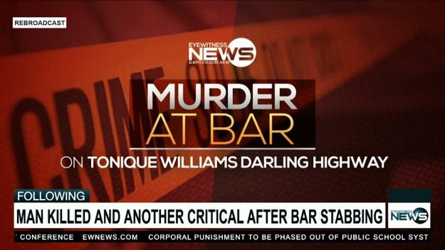 Latest murder at TWD Hwy