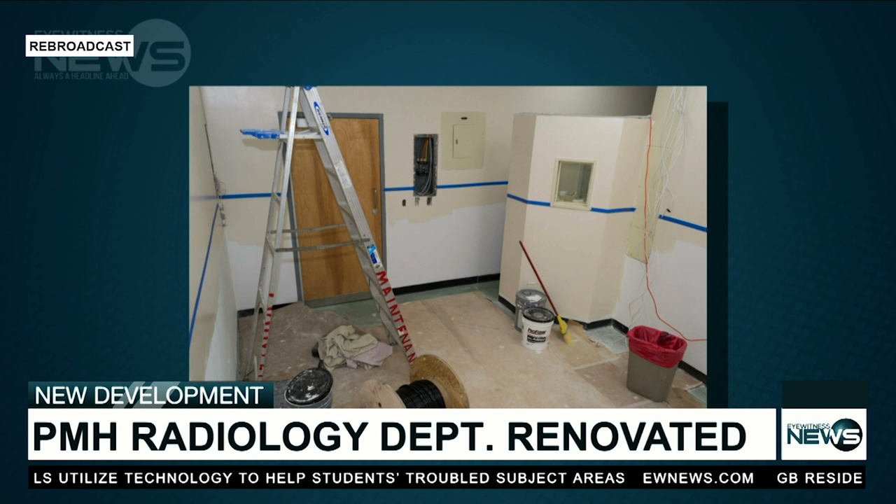 PMH Radiology dept. get an upgrade