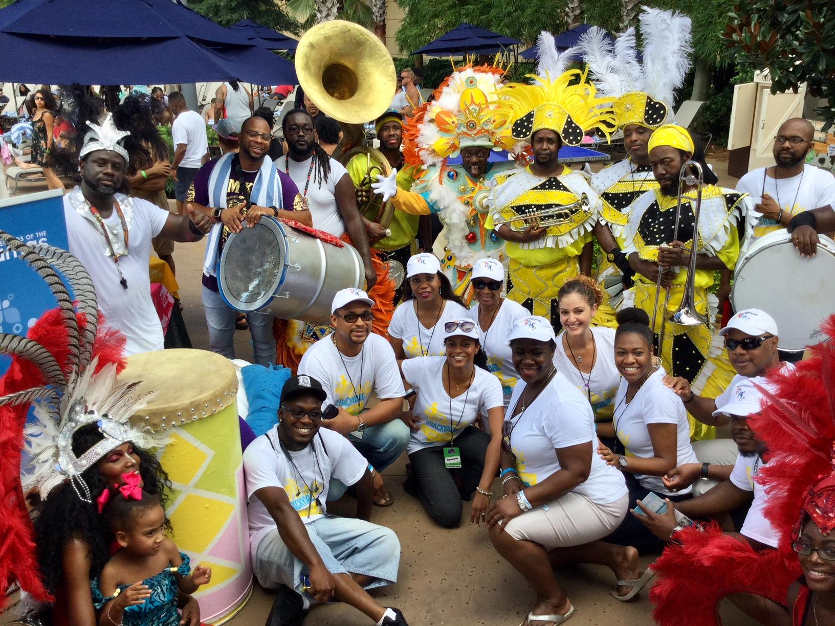 Bahamas garners massive exposure at Tom Joyner event in Orlando, Florida