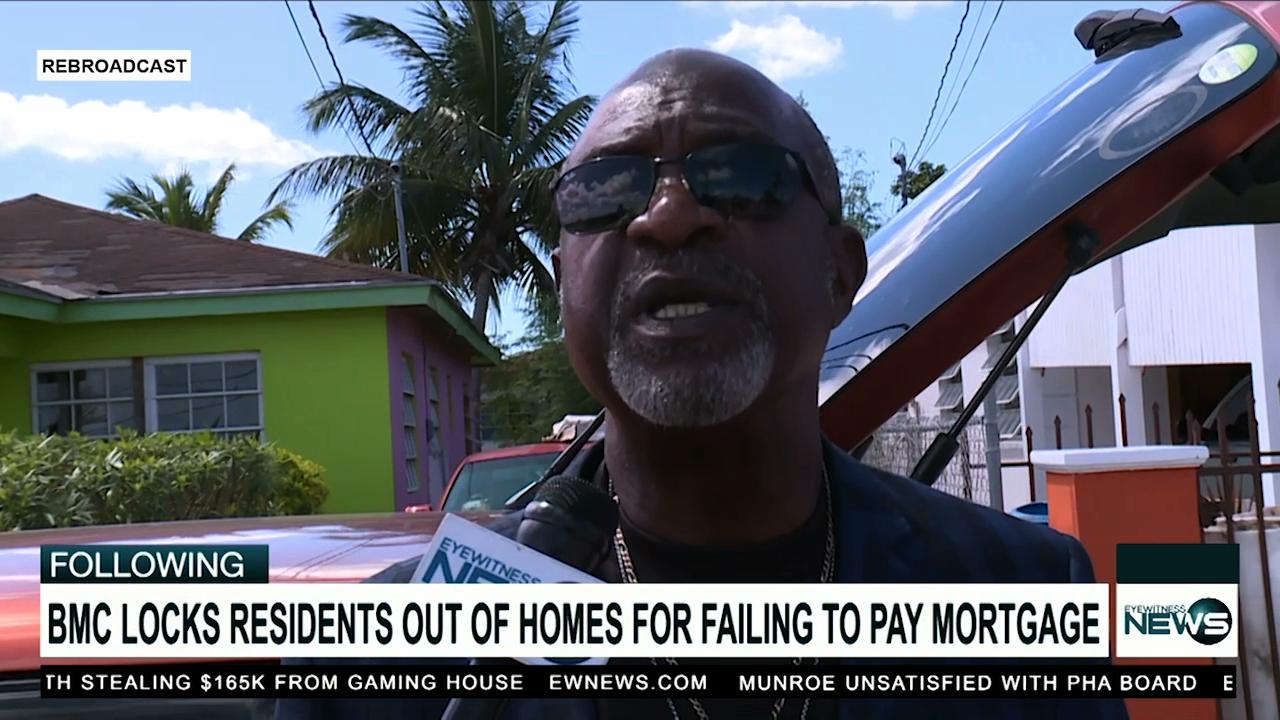BMC evcits homeowners
