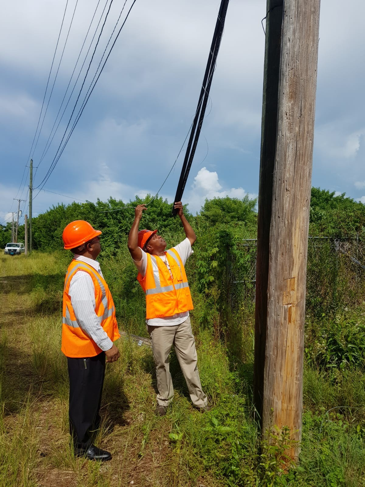 Cable theft affects over 600 BTC customers in Grand Bahama
