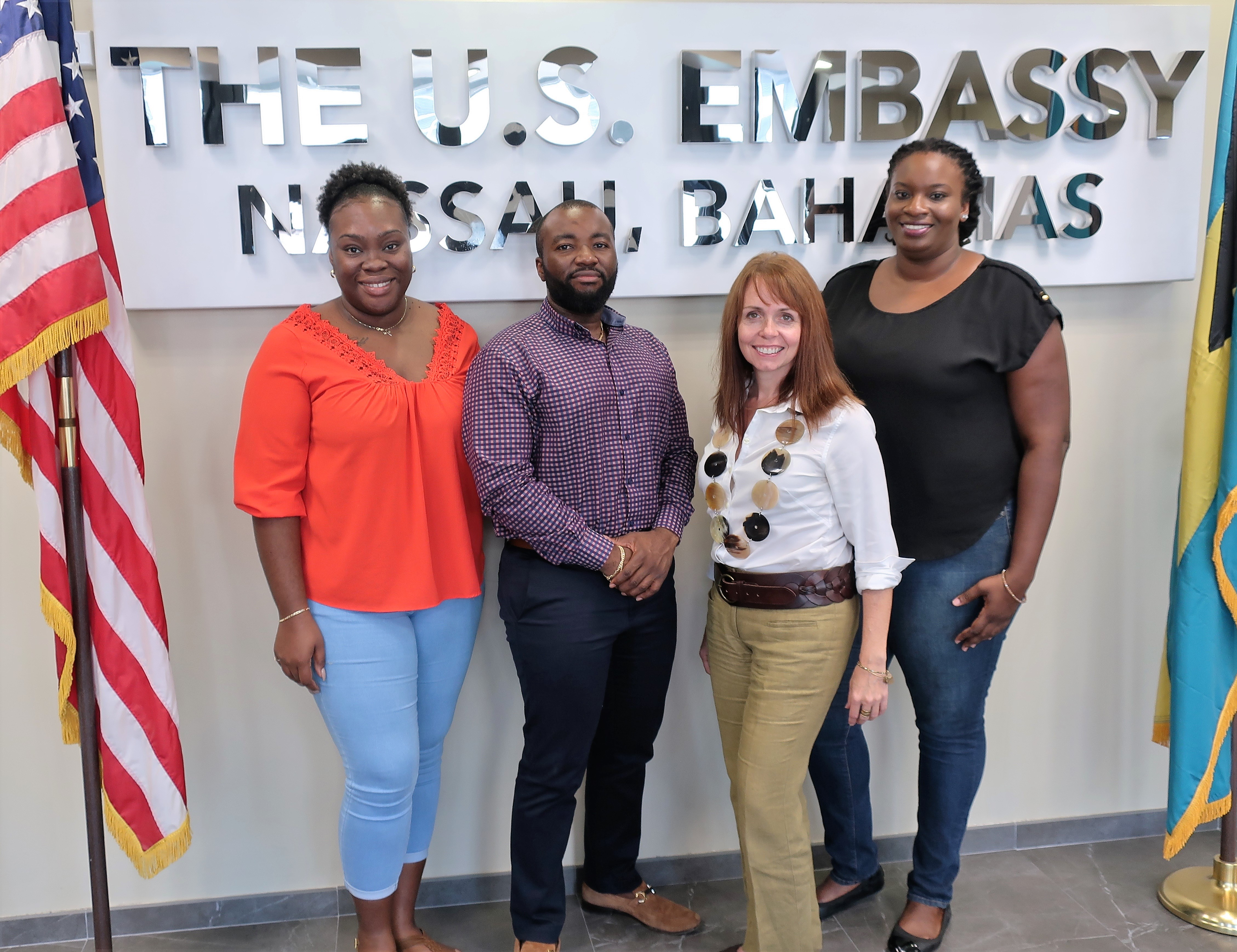 U.S. Embassy announces 2018 finalists for the Young Leaders of the Americas Initiative (YLAI) professional fellows program in the U.S.