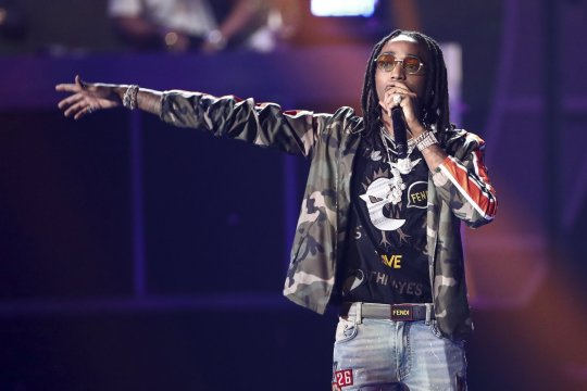 Quavo on cutting collaborations, solo album, Migos and Drake