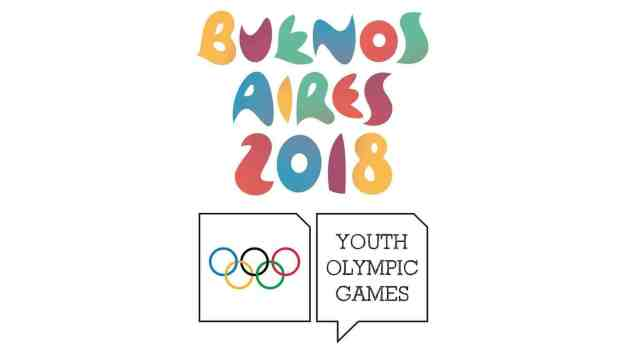 Bastian and Russell compete at Youth Summer Olympic Games in Buenos Aires