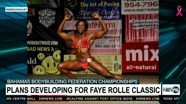 Plans developing for Faye Rolle Classic
