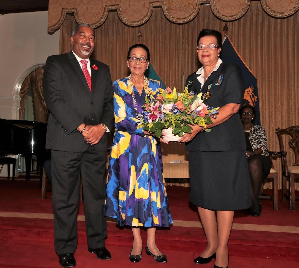 Garraway receives Lifetime Achievement Award