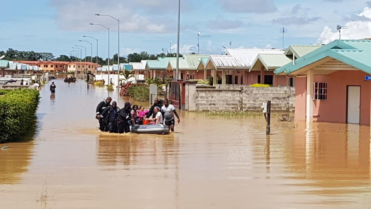 Bahamians in T&T safe after severe flooding