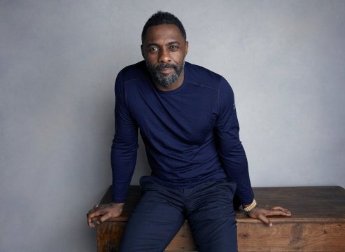 People magazine names Idris Elba 2018′s Sexiest Man Alive