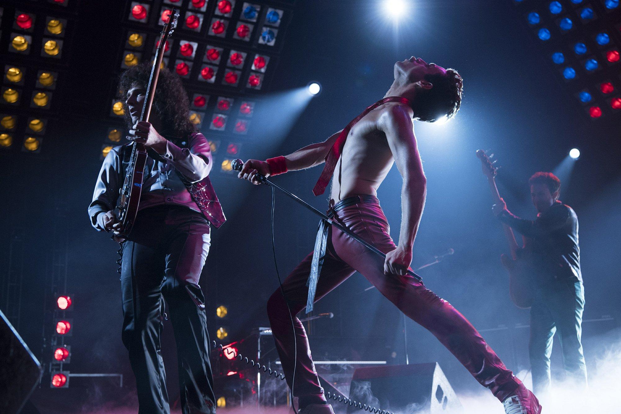 With $50 million debut, 'Bohemian Rhapsody' is no poor boy