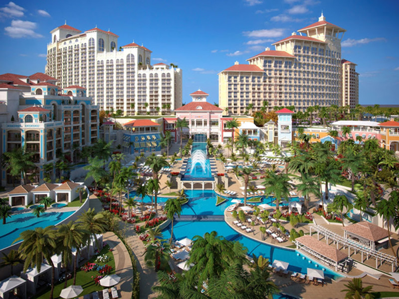 $25 million marketing campaign pushes Baha Mar's 2018 end of year occupancy to 100%