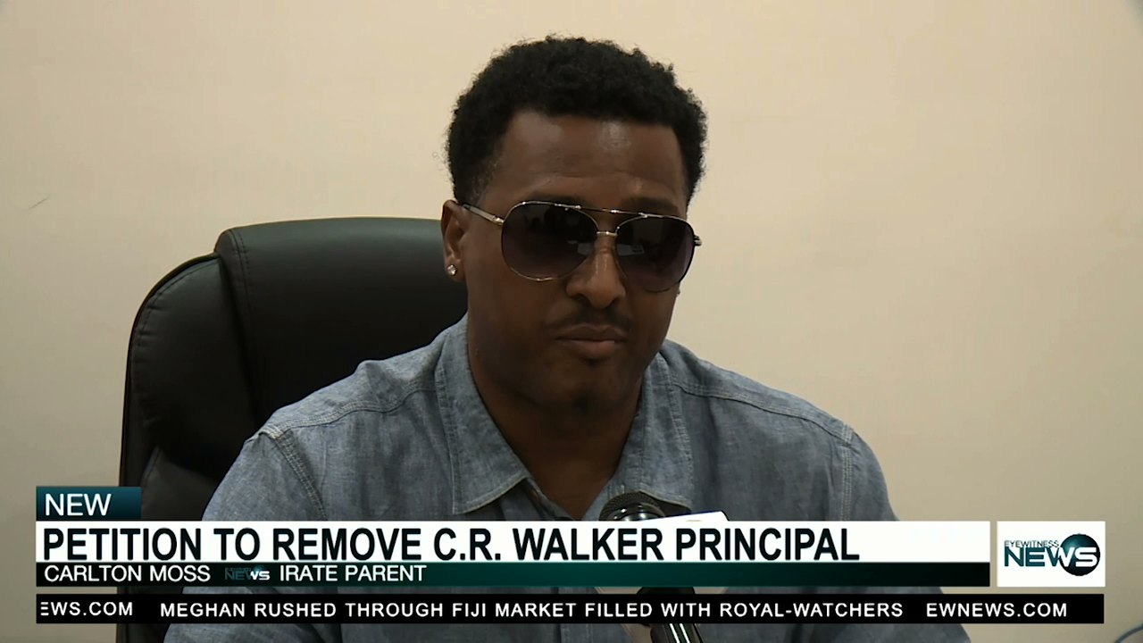 Parents launch petition to remove principal