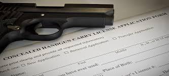 Firearm licenses expire Dec. 31