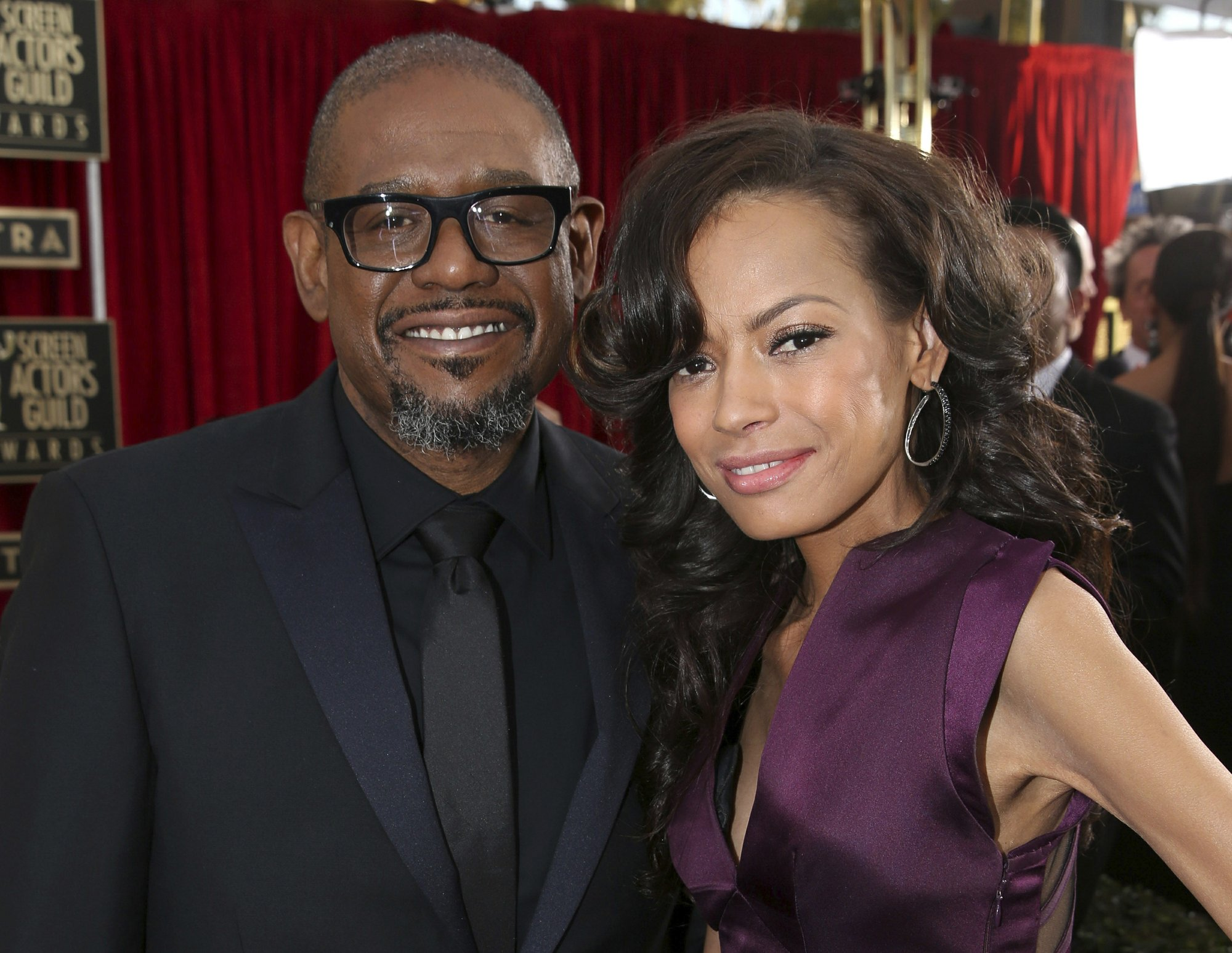 Forest Whitaker files for divorce from Keisha Nash-Whitaker