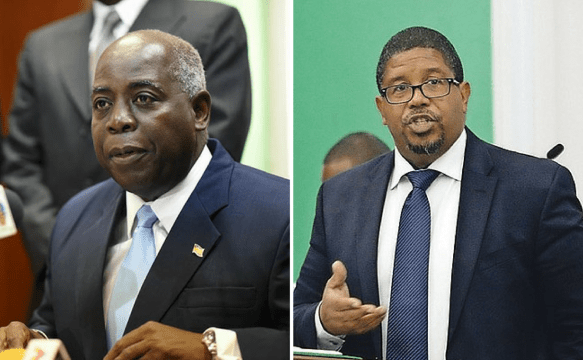 """Davis: Govt. exercising """"wishful thinking"""" with Grand Lucayan"""