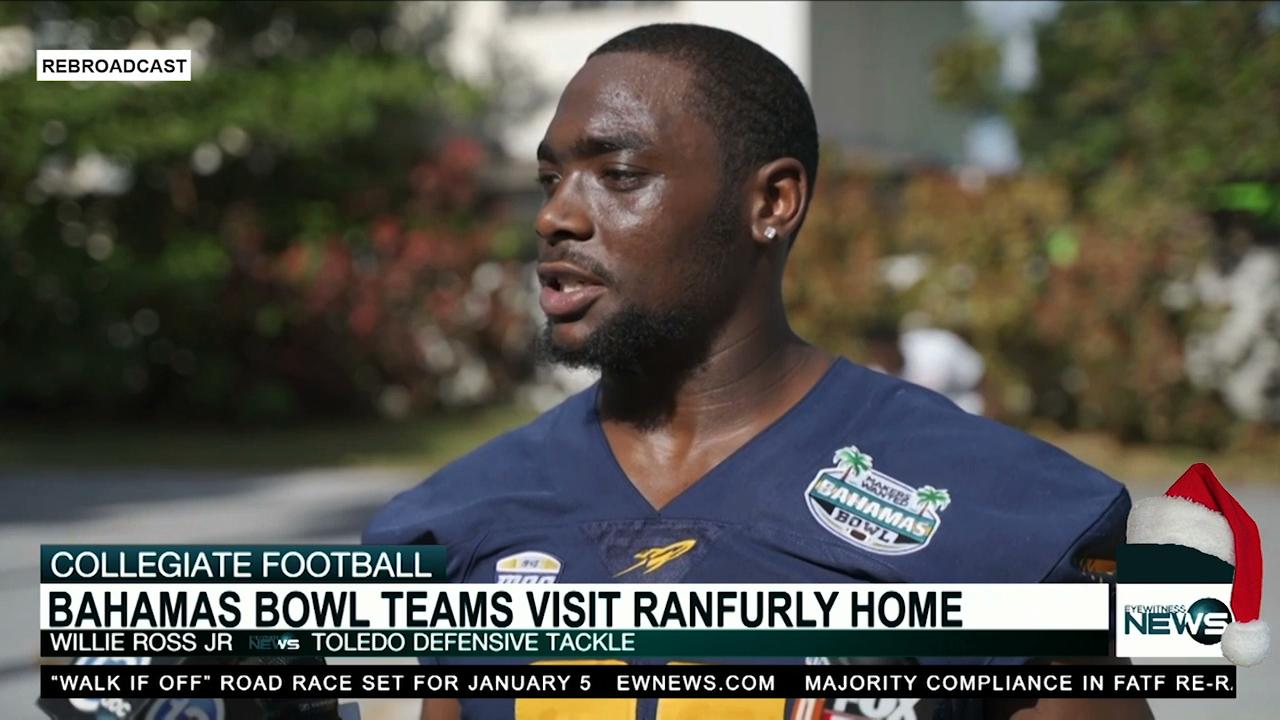 Bahamas Bowl organizers host community outreach events