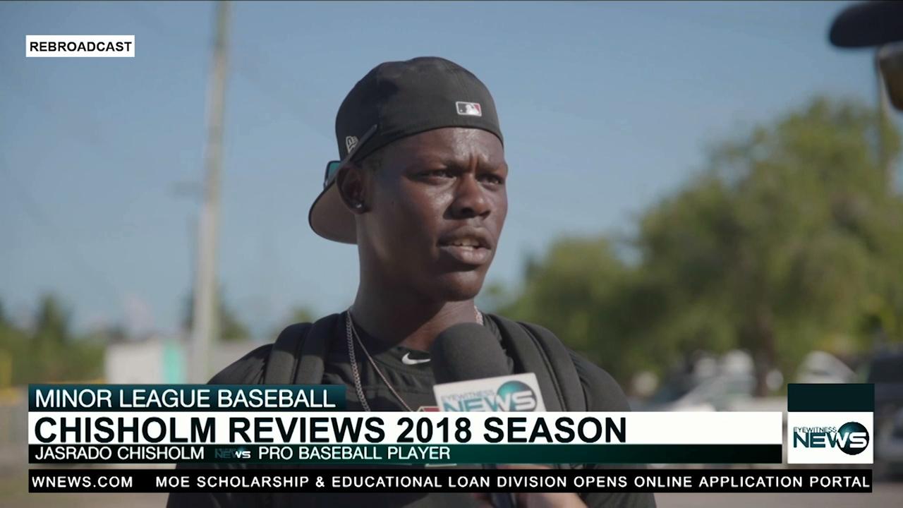 Chisholm reflects on breakout season