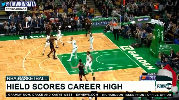 Buddy Hield scores career high
