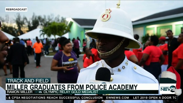 100 RBPF recruits graduate