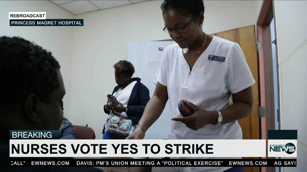 Nurses vote to strike – EyeWitness News