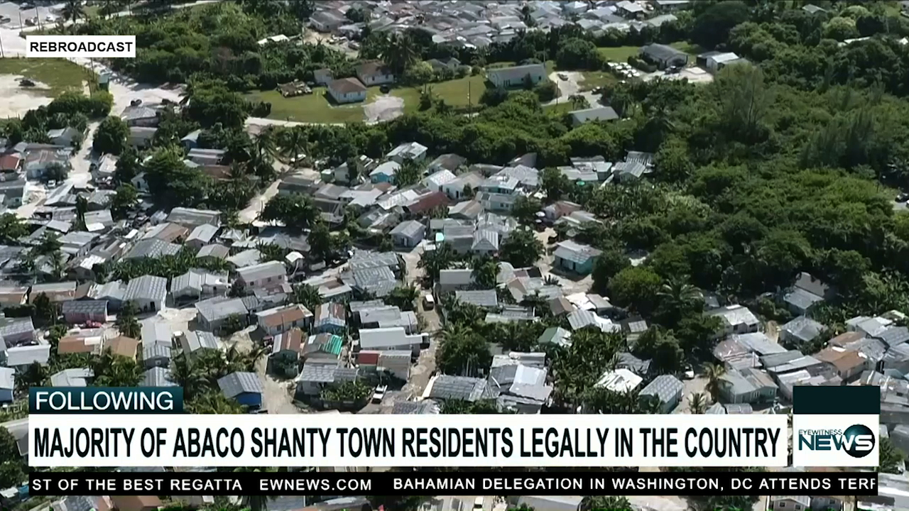 3,500-plus in Abaco shantytowns