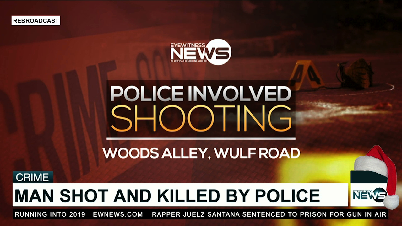 Police-involved shooting reported
