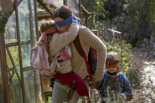 Netflix has no plans to cut 'Bird Box' scene despite outcry