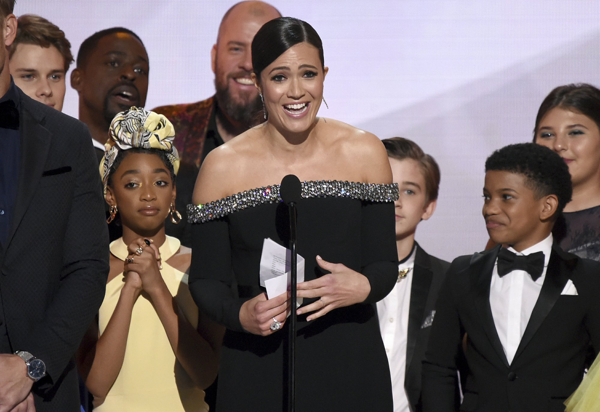 The complete list of winners at Screen Actors Guild Awards