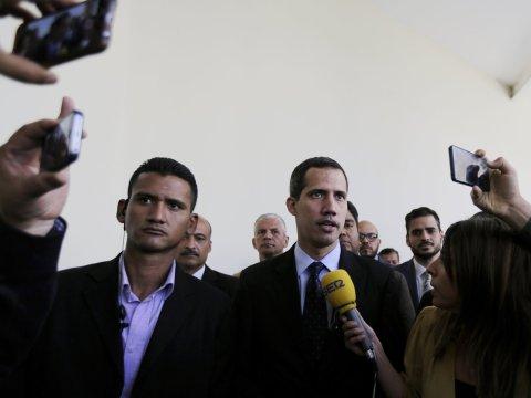 Govt. stands behind Venezuelan vote