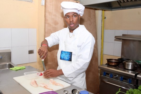 McPhee Jr. wins New Providence district 2019 Senior High School Young Chef Competition