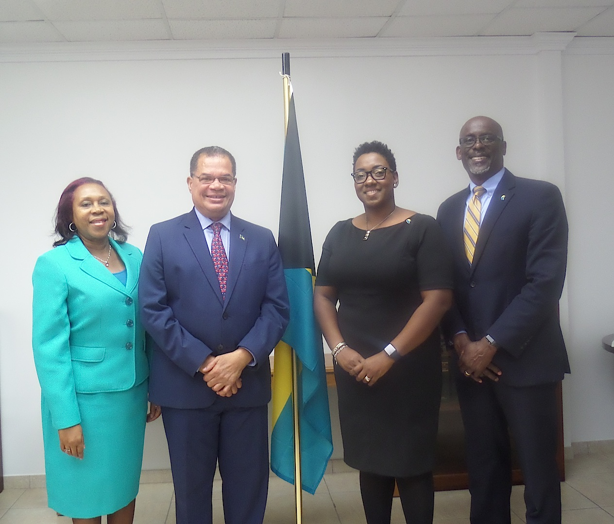 Min of Labour, BCCEC to strengthen partnership