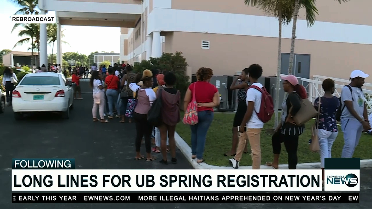 UB extends operations to quell registration chaos