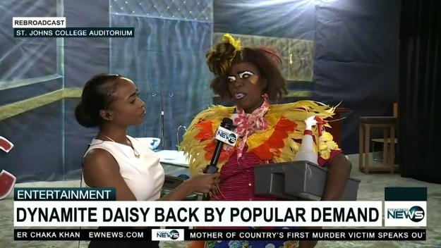 Dynamite Daisy is Back!