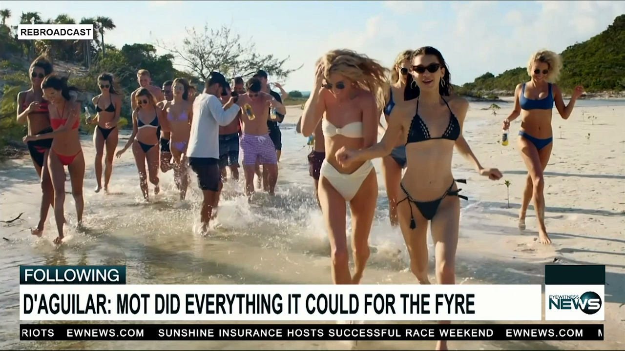 "D'Aguilar: Fyre Festival brought ""reputational damage"" to The Bahamas"