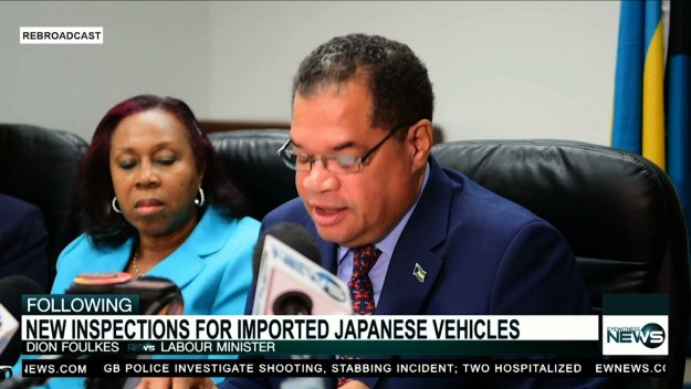 Govt. to crackdown on importation of faulty Japanese vehicles