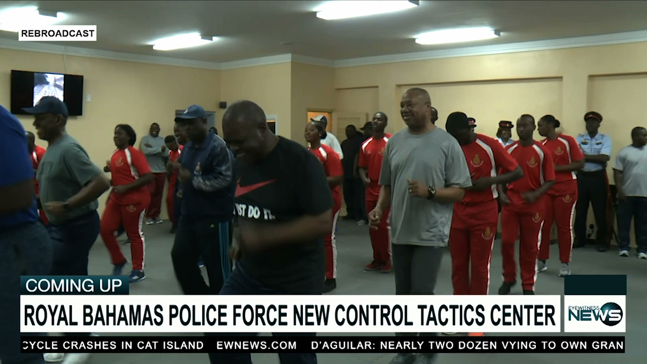 RBPF opens new tactical training facility