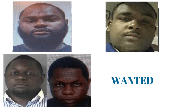 Police seek public's help in locating wanted suspects