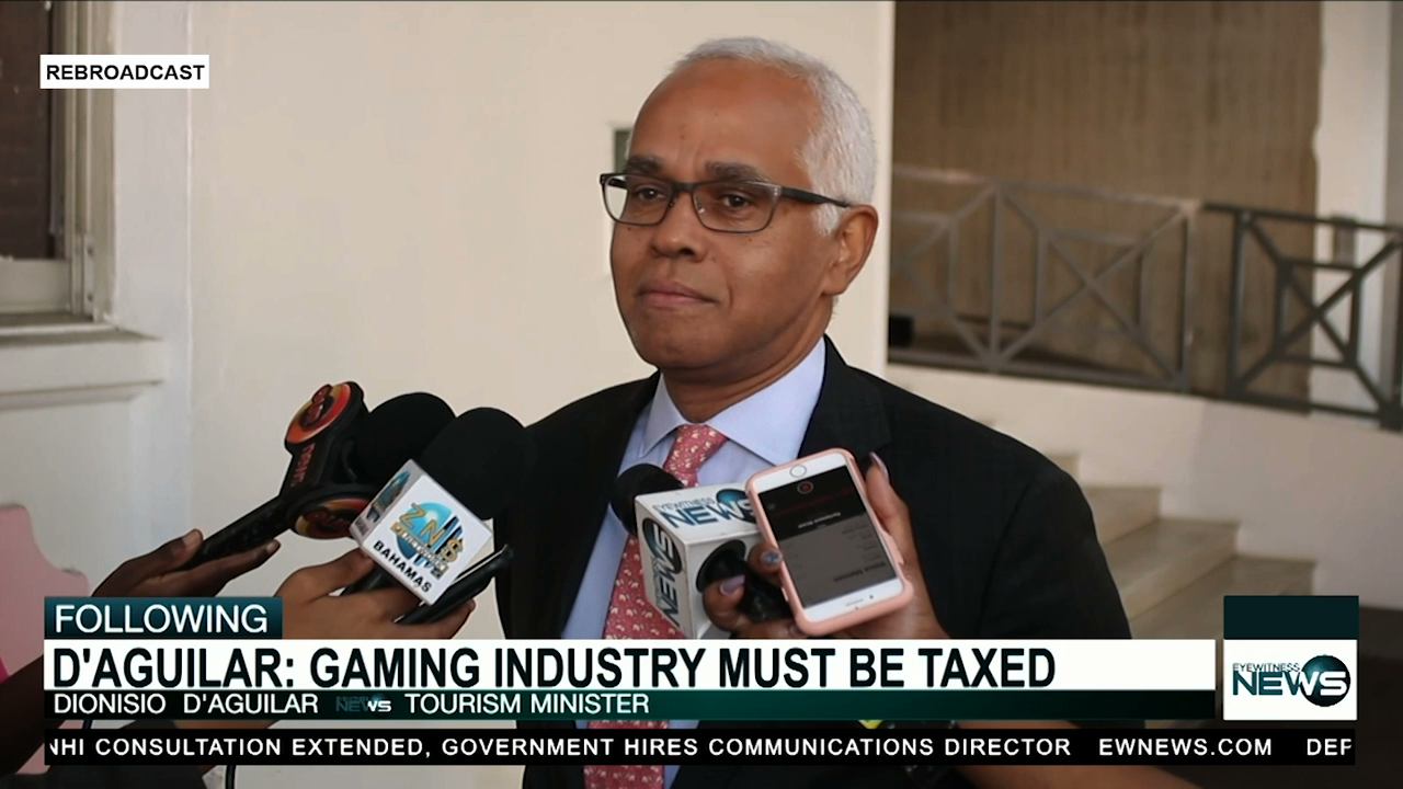 Govt. not backing down in gaming tax row